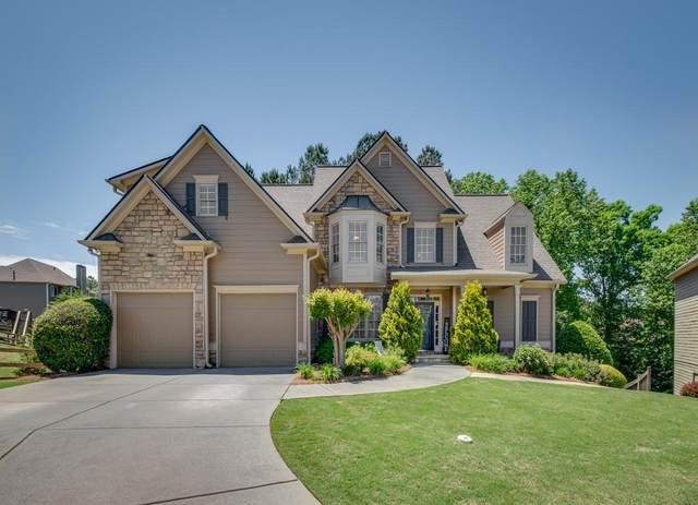 109 Red Bud Lane, Dallas, GA 30132 (MLS #6883242) :: The Kroupa Team | Berkshire Hathaway HomeServices Georgia Properties