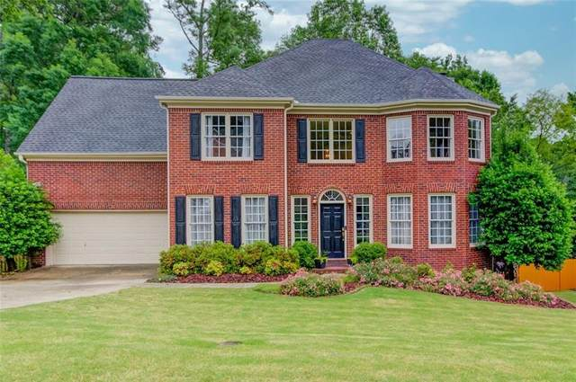 1797 Richmond Hill Drive, Lawrenceville, GA 30043 (MLS #6883254) :: The Kroupa Team | Berkshire Hathaway HomeServices Georgia Properties