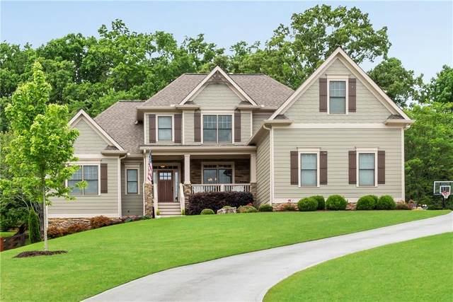 408 Kings Point Drive, Canton, GA 30115 (MLS #6883255) :: The Kroupa Team | Berkshire Hathaway HomeServices Georgia Properties