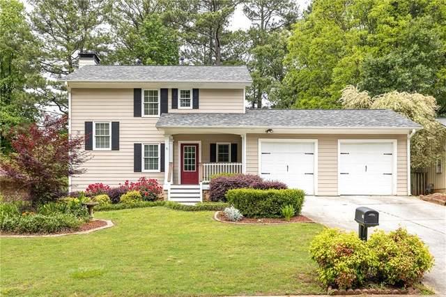 3648 S Marlborough Drive, Tucker, GA 30084 (MLS #6883264) :: The Kroupa Team | Berkshire Hathaway HomeServices Georgia Properties