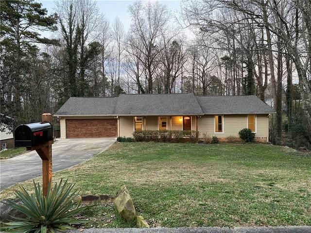 2638 Irene Circle, Duluth, GA 30096 (MLS #6883273) :: The Kroupa Team | Berkshire Hathaway HomeServices Georgia Properties