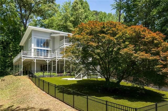 4146 Brookview Drive SE, Atlanta, GA 30339 (MLS #6883282) :: Charlie Ballard Real Estate