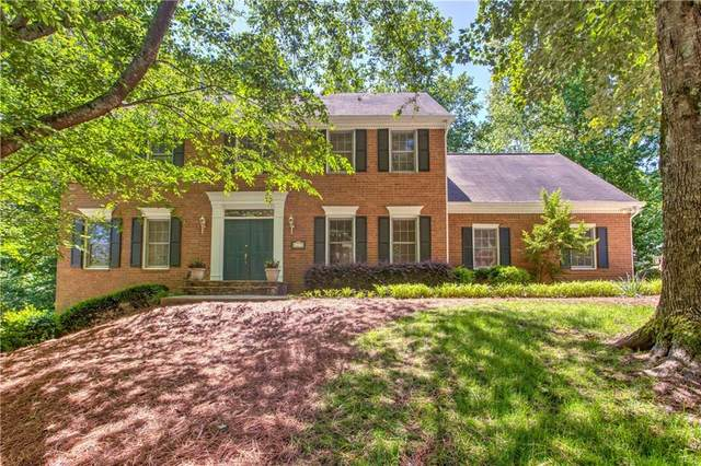 4683 Scribner Court, Marietta, GA 30062 (MLS #6883286) :: The Kroupa Team | Berkshire Hathaway HomeServices Georgia Properties