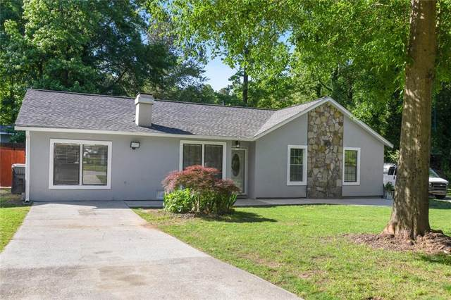6690 Ivy Log Drive, Austell, GA 30168 (MLS #6883288) :: North Atlanta Home Team
