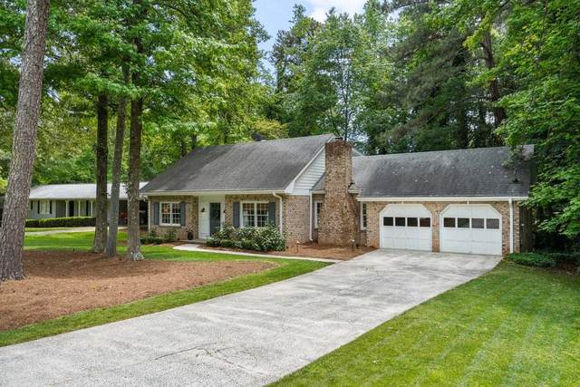 4030 Manor House Drive, Marietta, GA 30062 (MLS #6883304) :: Path & Post Real Estate