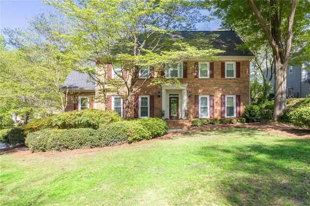 212 Lakeside Drive NW, Kennesaw, GA 30144 (MLS #6883307) :: North Atlanta Home Team
