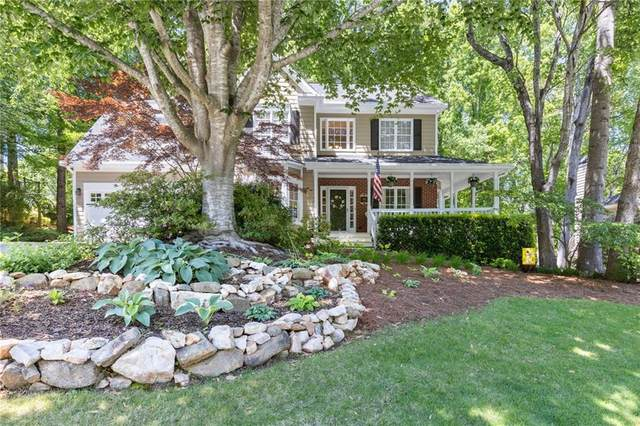 3796 Westwick Court NW, Kennesaw, GA 30152 (MLS #6883312) :: RE/MAX Center