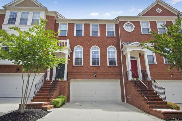 5003 Foxfield Trace SE #13, Atlanta, GA 30339 (MLS #6883337) :: Charlie Ballard Real Estate