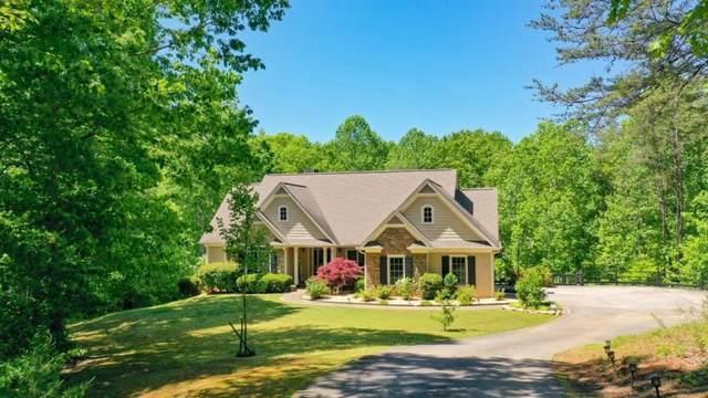 129 Deans Drive, Dawsonville, GA 30534 (MLS #6883338) :: North Atlanta Home Team