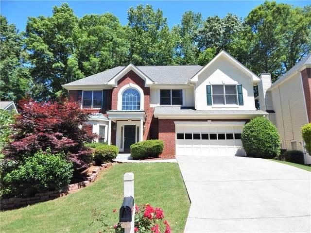 1005 Burycove Lane, Lawrenceville, GA 30043 (MLS #6883352) :: North Atlanta Home Team