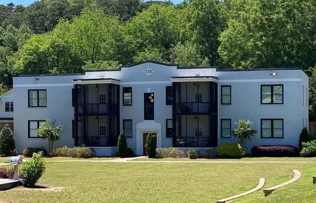 120 Peachtree Memorial Drive 99-C1, Atlanta, GA 30309 (MLS #6883369) :: North Atlanta Home Team