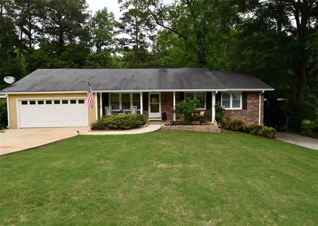 767 Smithstone Road SE, Marietta, GA 30067 (MLS #6883378) :: North Atlanta Home Team