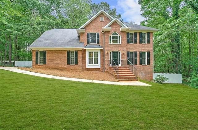 120 Vista Lane, Tyrone, GA 30290 (MLS #6883386) :: North Atlanta Home Team