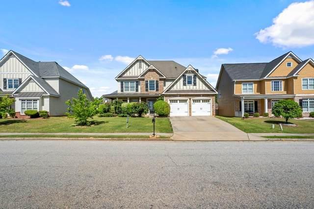 65 Harrison Circle, Covington, GA 30016 (MLS #6883387) :: Path & Post Real Estate