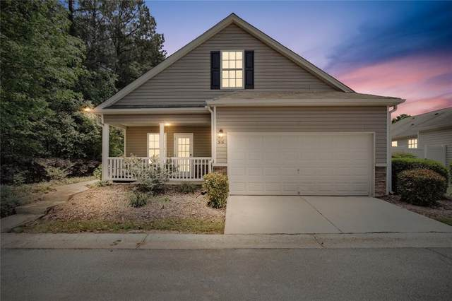 516 W Oaks Drive, Woodstock, GA 30188 (MLS #6883397) :: Charlie Ballard Real Estate