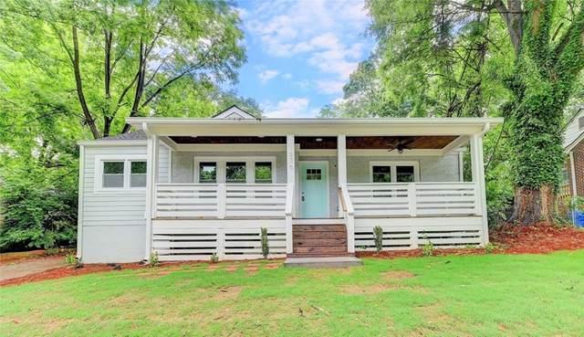 1636 Van Vleck Avenue SE, Atlanta, GA 30316 (MLS #6883399) :: AlpharettaZen Expert Home Advisors