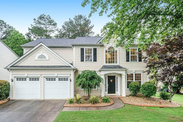 111 Santa Anita Trail, Woodstock, GA 30189 (MLS #6883402) :: The Heyl Group at Keller Williams