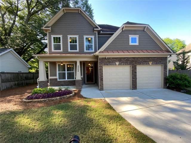 2554 Edwards Drive NW, Atlanta, GA 30318 (MLS #6883443) :: Charlie Ballard Real Estate