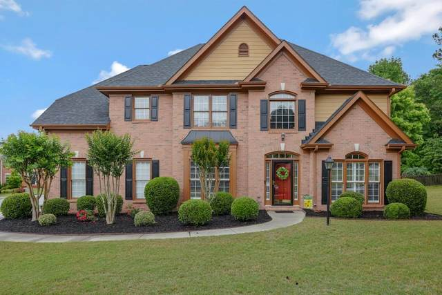 681 Volland Grove Trail, Lawrenceville, GA 30043 (MLS #6883477) :: North Atlanta Home Team