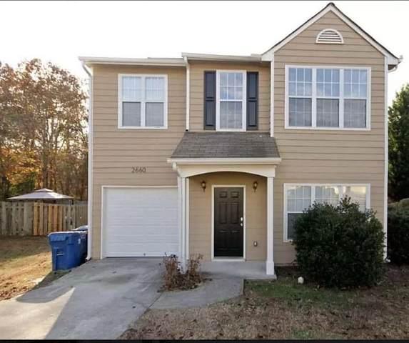 2660 Park Avenue, Austell, GA 30106 (MLS #6883488) :: North Atlanta Home Team