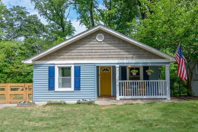 2635 Church Street NW, Atlanta, GA 30318 (MLS #6883509) :: Charlie Ballard Real Estate