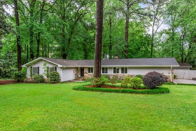 3827 W Nancy Creek Court, Brookhaven, GA 30319 (MLS #6883523) :: North Atlanta Home Team