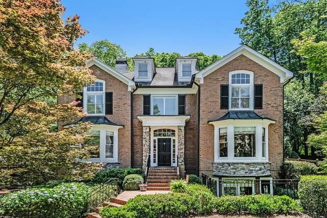 1870 Windham Park NE, Atlanta, GA 30324 (MLS #6883534) :: North Atlanta Home Team
