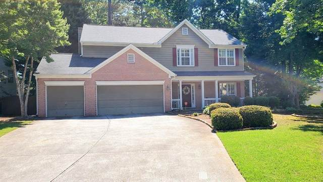2702 Brookefield Lane NW, Kennesaw, GA 30152 (MLS #6883551) :: RE/MAX Center