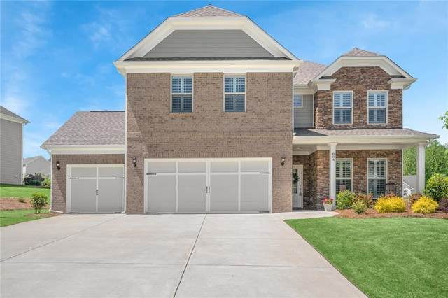804 Ivy Crest Lane, Canton, GA 30115 (MLS #6883563) :: Charlie Ballard Real Estate