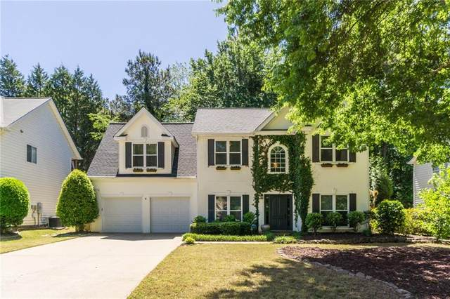 10915 Kimball Crest Drive, Alpharetta, GA 30022 (MLS #6883574) :: North Atlanta Home Team