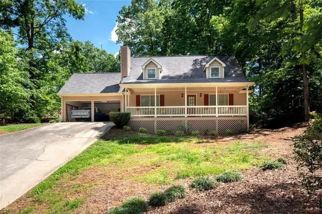 2892 Cascade Drive, Gainesville, GA 30504 (MLS #6883591) :: AlpharettaZen Expert Home Advisors