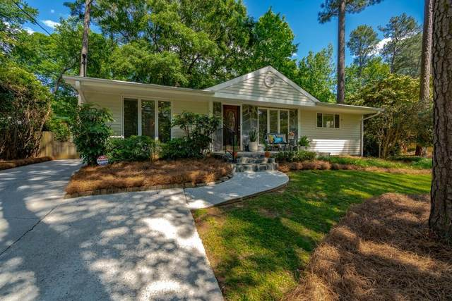 3843 Captain Drive, Chamblee, GA 30341 (MLS #6883602) :: North Atlanta Home Team