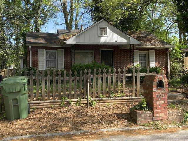 1419 Eason Street NW, Atlanta, GA 30314 (MLS #6883612) :: North Atlanta Home Team