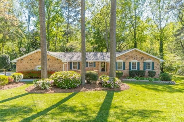 1983 Lansbury Court, Snellville, GA 30078 (MLS #6883631) :: North Atlanta Home Team