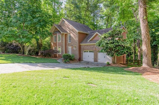 19 Peggy Court NW, Marietta, GA 30064 (MLS #6883642) :: North Atlanta Home Team