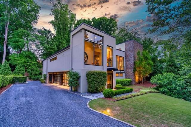 1303 Hopkins Terrace NE, Atlanta, GA 30324 (MLS #6883649) :: The Heyl Group at Keller Williams