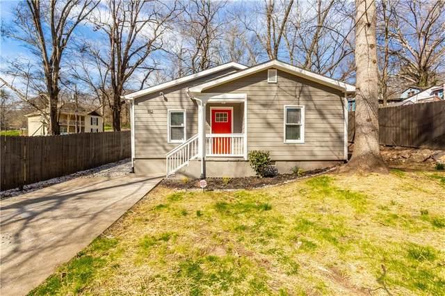 1112 Lookout Avenue NW, Atlanta, GA 30318 (MLS #6883685) :: Charlie Ballard Real Estate