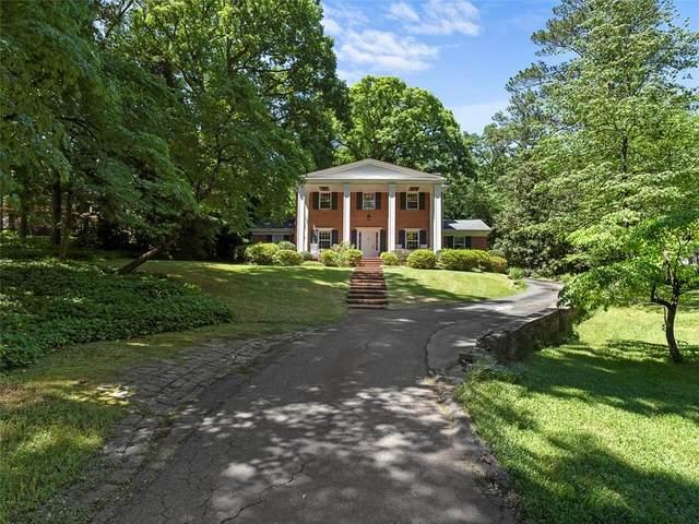 41 Blackland Road NW, Atlanta, GA 30342 (MLS #6883722) :: North Atlanta Home Team