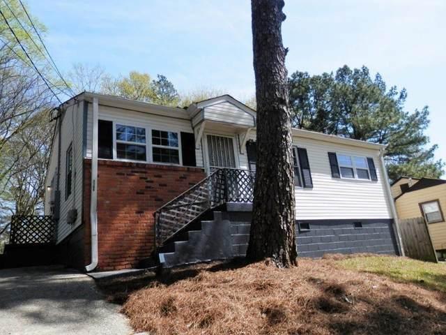 2166 Lang Drive SW, Atlanta, GA 30315 (MLS #6883745) :: The Heyl Group at Keller Williams