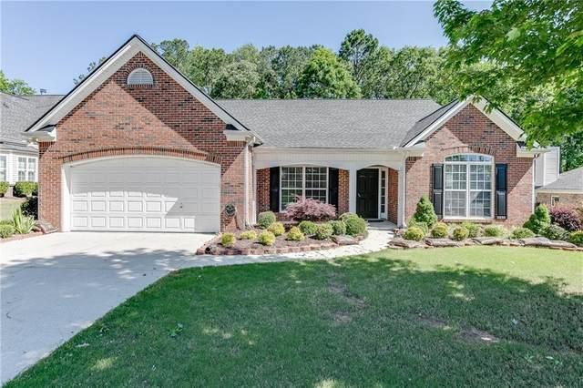 3442 Stoneleigh Run Drive, Buford, GA 30519 (MLS #6883768) :: North Atlanta Home Team