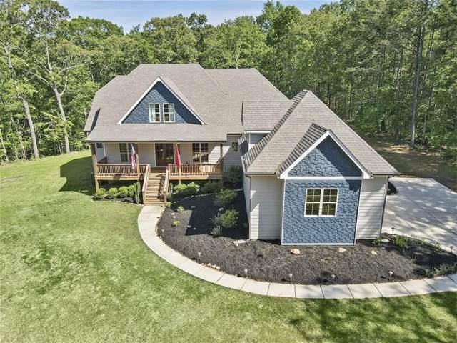 107 Mount Carmel Church Court, Canton, GA 30114 (MLS #6883779) :: Charlie Ballard Real Estate