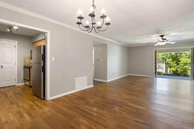 1150 Collier Road NW E6, Atlanta, GA 30318 (MLS #6883791) :: Charlie Ballard Real Estate