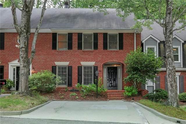 1365 E Rock Springs Road NE, Atlanta, GA 30306 (MLS #6883805) :: Dillard and Company Realty Group