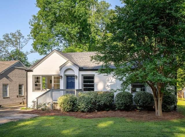 171 Spence Avenue SE, Atlanta, GA 30317 (MLS #6883811) :: North Atlanta Home Team