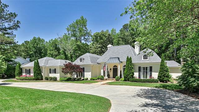1089 Regency Road NW, Atlanta, GA 30327 (MLS #6883812) :: Tonda Booker Real Estate Sales