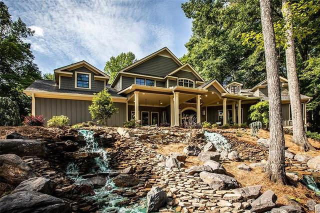 4885 Due West Road, Kennesaw, GA 30152 (MLS #6883833) :: Path & Post Real Estate