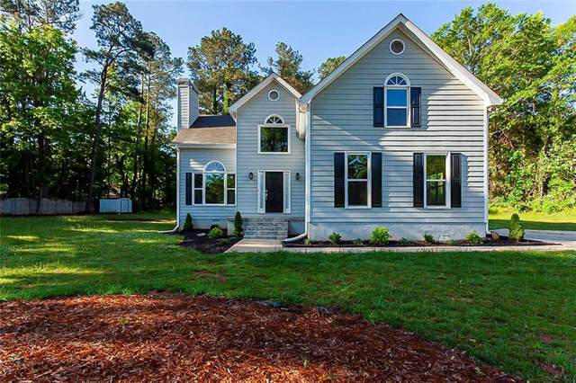 145 Clearview Circle, Mcdonough, GA 30253 (MLS #6883843) :: RE/MAX Center