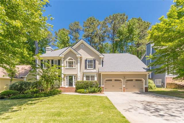 3281 Country Walk Drive, Powder Springs, GA 30127 (MLS #6883846) :: North Atlanta Home Team