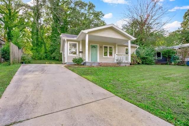 490 Barnett Drive, Atlanta, GA 30354 (MLS #6883859) :: Path & Post Real Estate