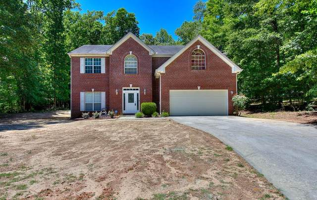 1136 Falk Trace SW, Conyers, GA 30094 (MLS #6883867) :: North Atlanta Home Team